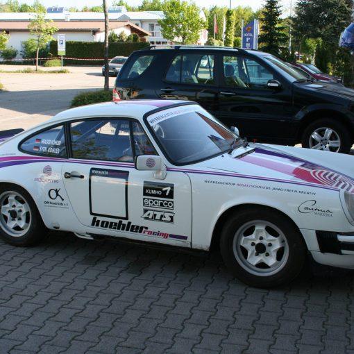 Fahrzeugbeschriftung | Köhler Racing