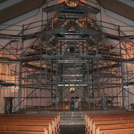 Kirche Innengestaltung