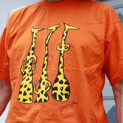 T-Shirt Garaffen